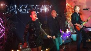 Christchurch covers band Danger Baby