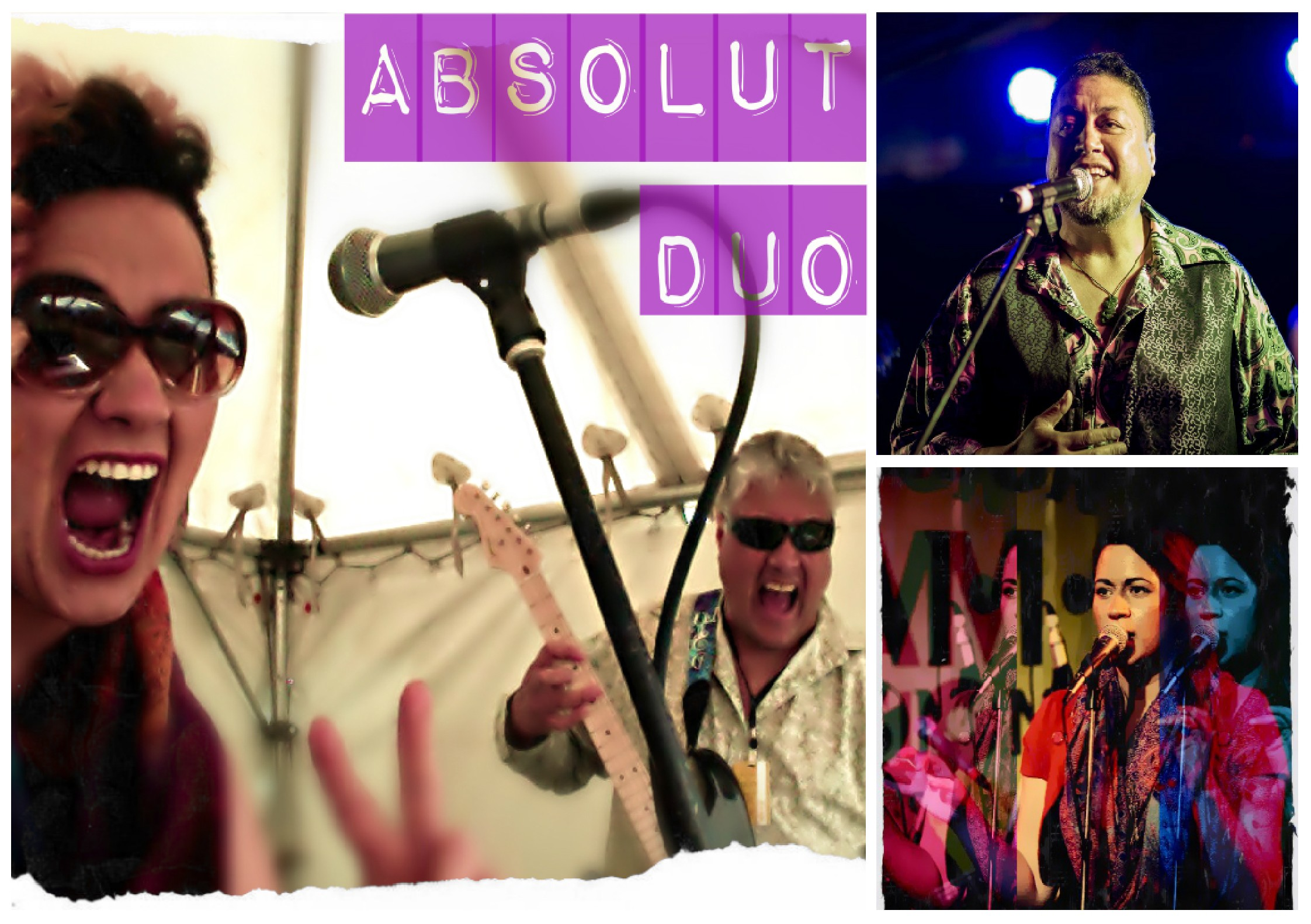 Christchurch covers band Absolut