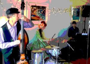 Christchurch jazz trio Curio Club