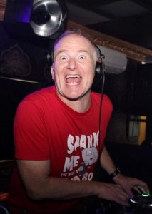 Christchurch DJ Andy Pulzar