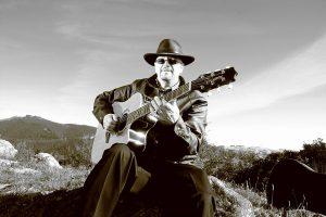 Christchurch singer-songwrier Eddie Simon