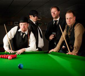 Christchurch covers band Headrush
