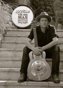Christchurch musician Li'l Chuck