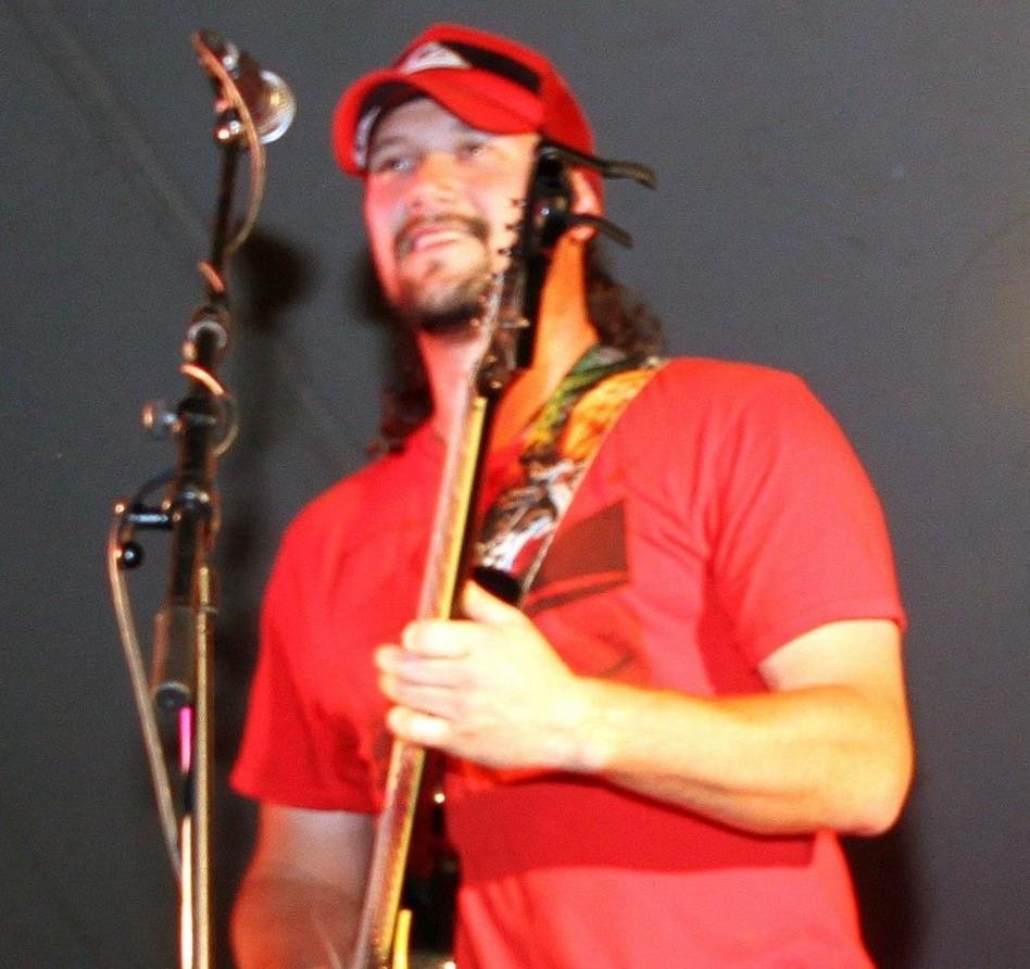 Christchurch musician Marcel Bramao