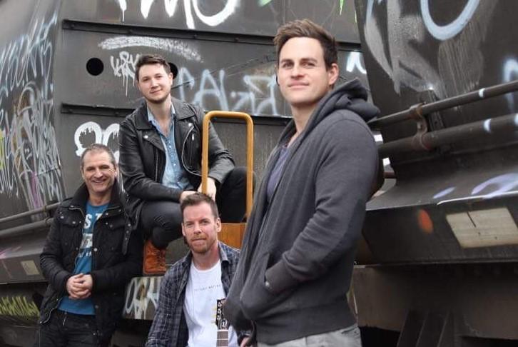 Christchurch covers band Mezzanine