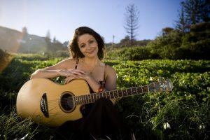Christchurch singer Natalie Elms