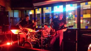 Chrisrchurch covers band Unhinged