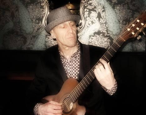 Christchurch musician El Guitarro
