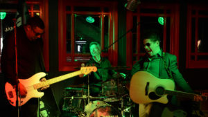 Christchurch covers band Shadow Puppet