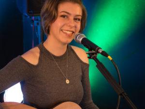Christchurch solo artist Kayla G