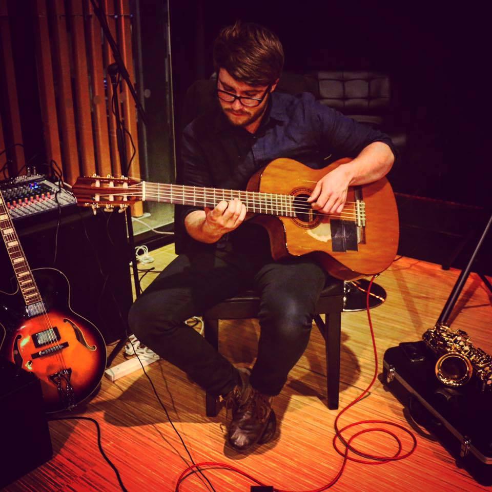 Connor Hartley - Hall