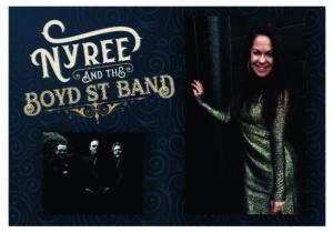 Nyree & Boyd Street Band